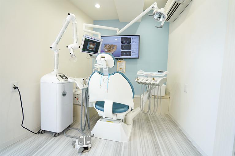 個室の歯科医院 王子神谷おおぞら歯科