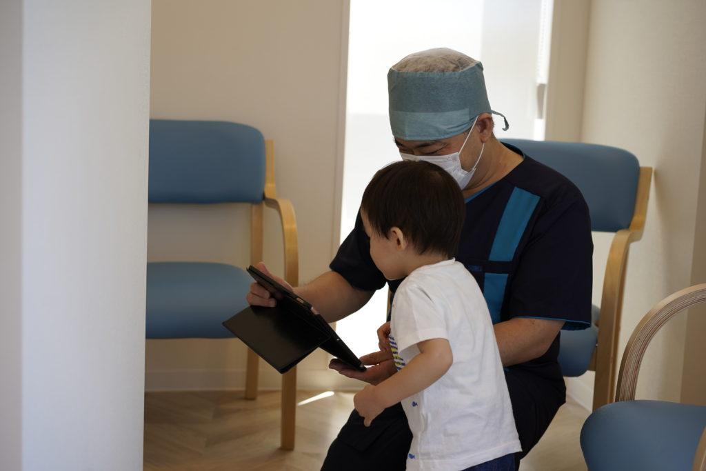 子供の気持ちを大切に考える歯医者 王子神谷おおぞら歯科